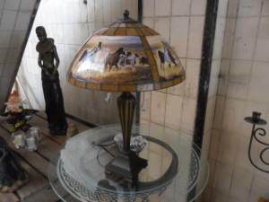 Lamp Tiffany Style 8