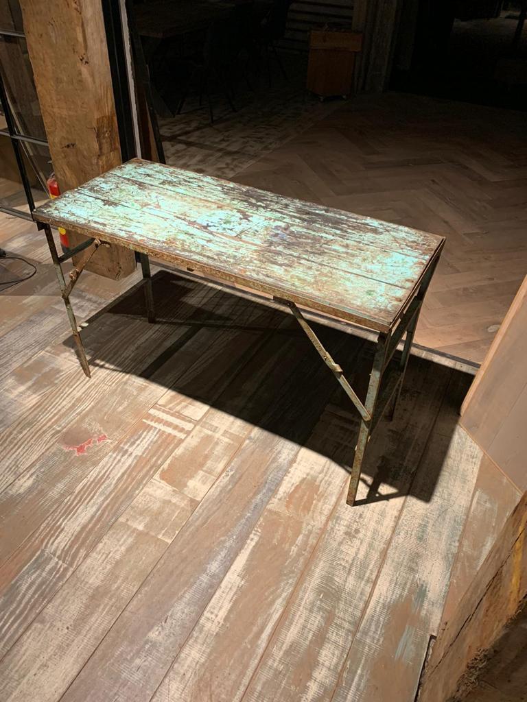 Industriële meubelen